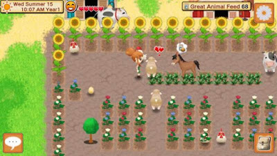Harvest Moon Seeds of Memories Apk-3