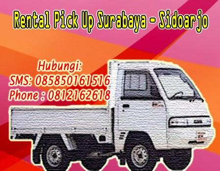 Sewa-Rental Pick Up Zebra Surabaya ke Sidoarjo