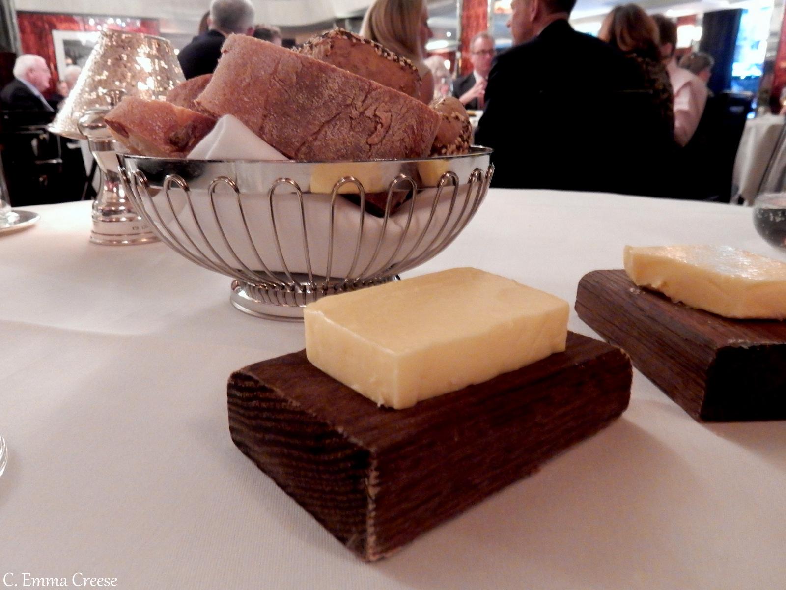 Gordon Ramsay's Savoy Grill - A birthday lunch