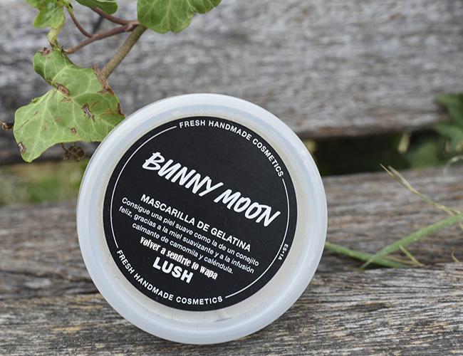 Mascarilla de gelatina Bunny Moon de Lush