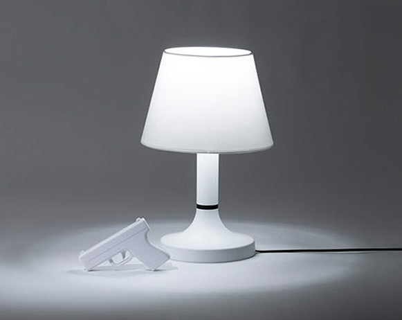 Lamps And Lighting >> If It's Hip, It's Here (Archives): And You Thought The Clapper Was Cool. The BANG! Lamp by Bitplay.