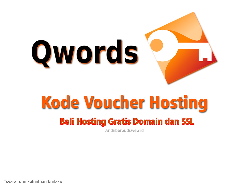 Kode Voucher Promo Hosting Indonesia 2020 Qwords.com - Terbaru dan Update
