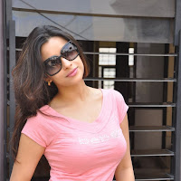 Madhurima latest pics in pink top