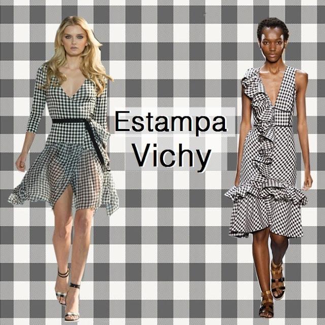 Xadrez Vichy promete ser tendência de estampa em 2018