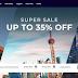 雅高大中華區大促! 最高打55折! - Accor Greater China 45% Off Super Sale