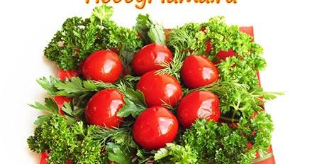 Как засолить помидоры под капроновую крышку на зиму