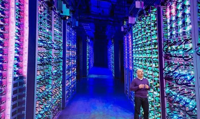 Google interneti nasıl hızlandıracağını buldu