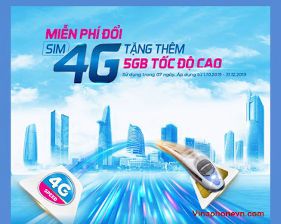 Đổi sim 4G VinaPhone, Tặng 5GB Data Miễn phí! vinaphonevn.com