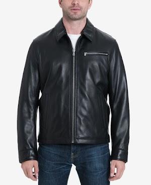 Jual Jaket Kulit Asli Garut Pria Domba Original Brida Leather M11 | WA 08813430588