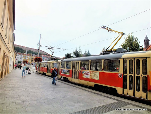 transporte en Bratislava