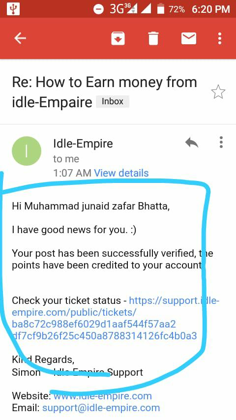 Idle Empire Referral