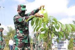 Muhammad Nur Rahmad Gandeng Club Pecinta Lingkungan Hijaukan Kawasan Pontianak