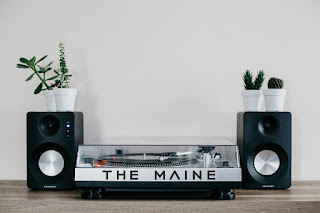 Enter the Crosley & The Maine Turntable Giveaway. Ends 4/30