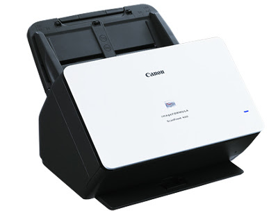 Canon ScanFront 400 Scanner Software Download
