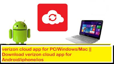 Download verizon cloud app for iphone