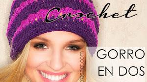 Gorro Crochet / Paso a paso