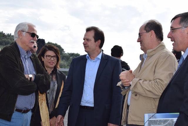 Στην κυκλοφορία ο νέος Περιφερειακός αυτοκινητόδρομος της Καλαμάτας