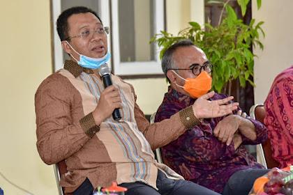 Gubernur NTB : Hubungan Personal yang Baik akan Membuat Suasana Kerja Menjadi Lebih Baik