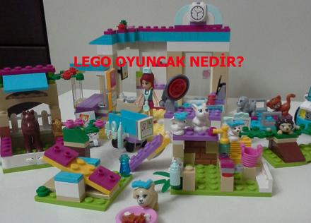 LEGO OYUNCAK NEDİR?