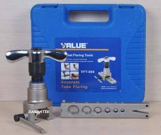 Jual Flaring Tool Value VFT 809-I // Darmatek