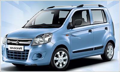 Maruti Suzuki WagonR Blue image