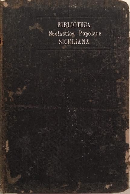 Biblioteca Scolastica Popolare Siculiana: Edmondo De Amicis - Olanda. Anno 1914. Fratelli Treves, Editori, Milano.