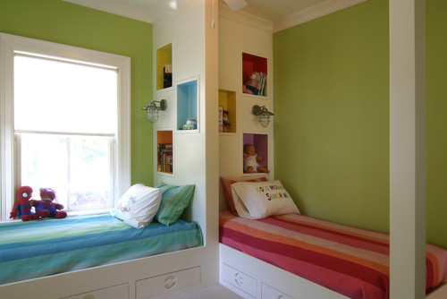 Ideas For Children's Bedrooms 8