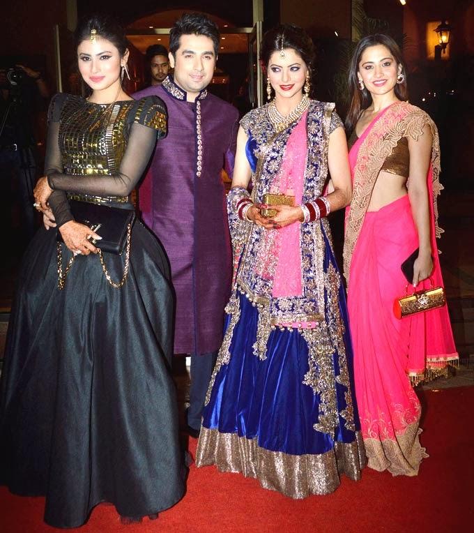celeb wallpaper: Aamna Sharif and Amit Kapoor's wedding ...Aamna Sharif Real Life Marriage Photos