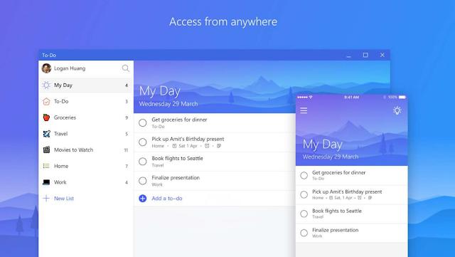 تحديث تطبيق Microsoft To Do لنظام اندرويد يجلب ميزات جديدة