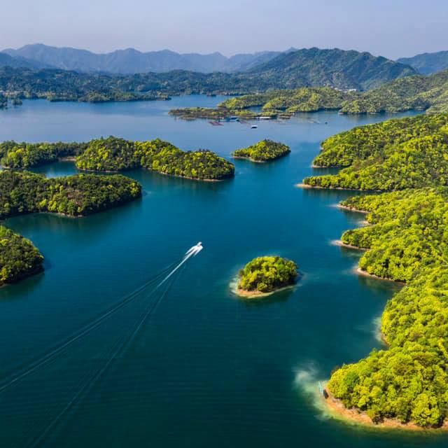 ทะเลสาบไท่ผิง (Taiping Lake: 太平湖)