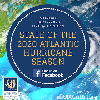 State of the 2020 Atlantic Hurricane Season
