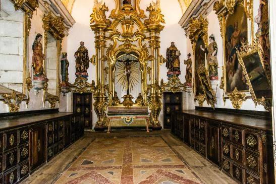 Braga Mosteiro de Tibaes (Tibaes Manastırı)