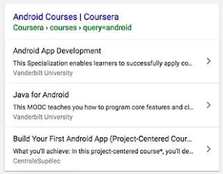 Google Search Gallery : Course