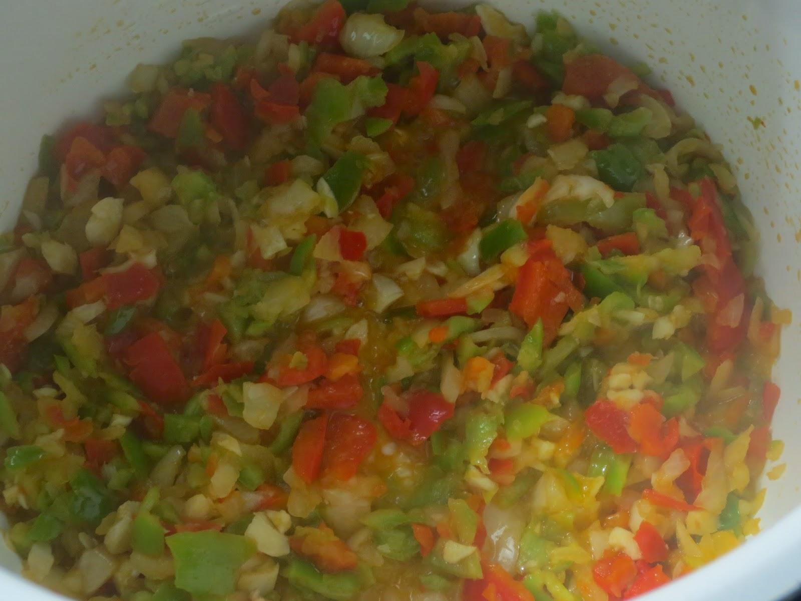 Estofado de cerdo con verduras olla GM