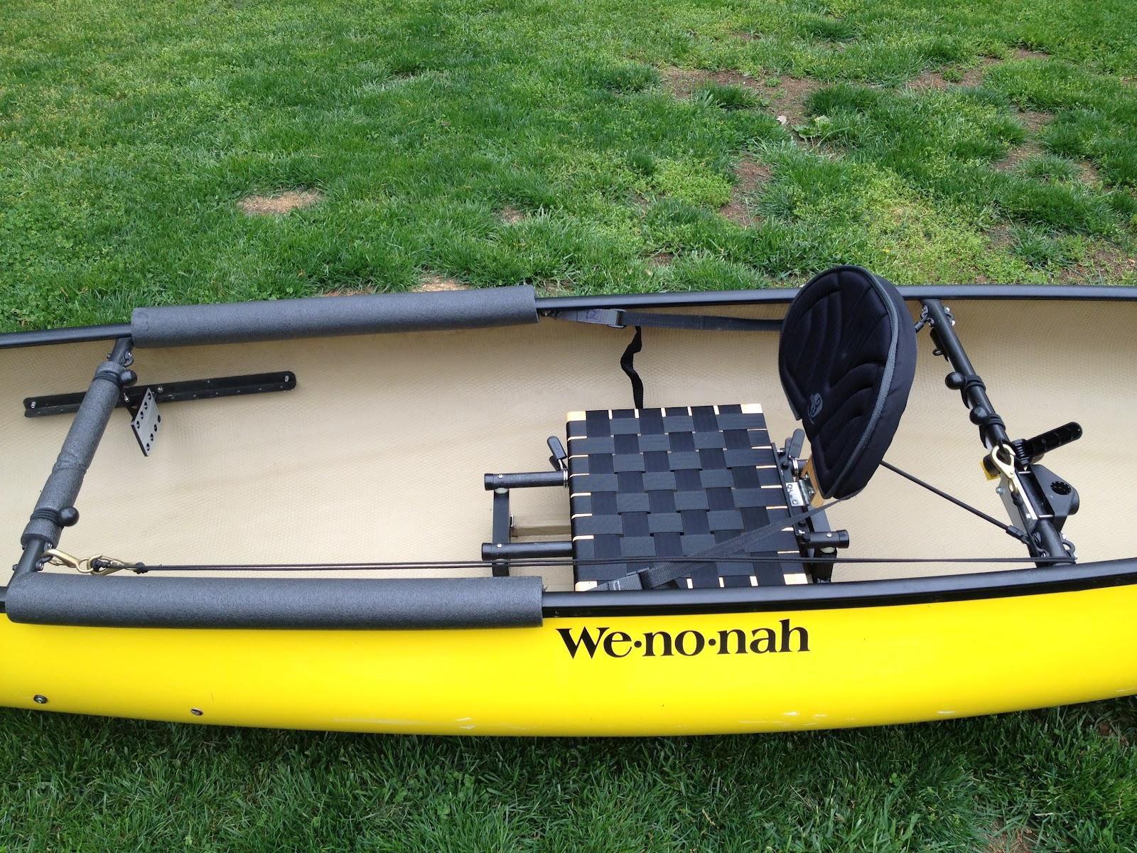 Wenonah Prism   canoefishingwv