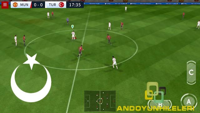 Dream League Soccer 2019 Türkiye Milli Takım Modu