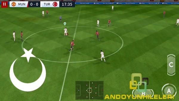 Dream League Soccer 2019 Türkiye Milli Takım Modu v6.12