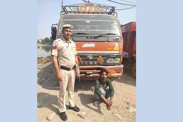 faridabad-crime-branch-sector-56-arrested-chor-news