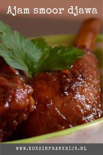 Zoek je een 🍴 recept 🍴 voor Ajam Smoor Djawa? Deze is heerlijk en makkelijk te maken.