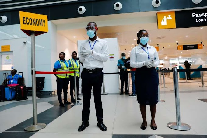 Ghana Closes Borders for Arrivals From Coronavirus-Hit Countries