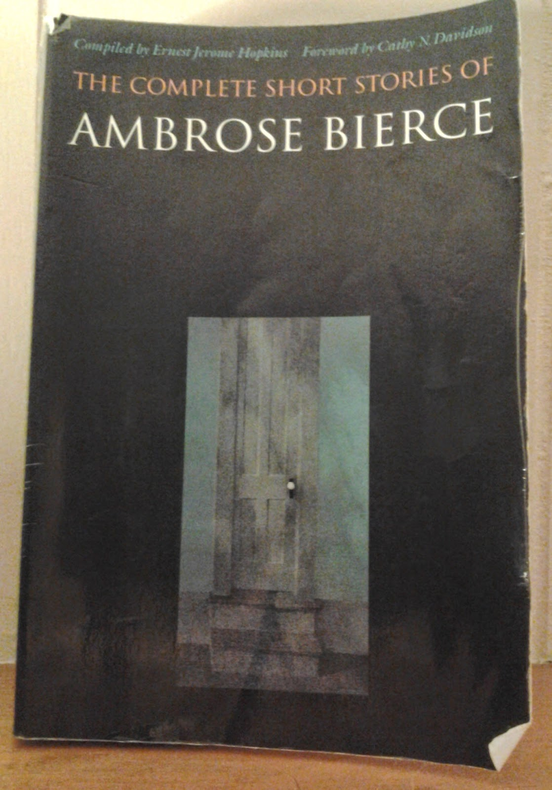Book Cover:  The Complete Short Stories of Ambrose Bierce
