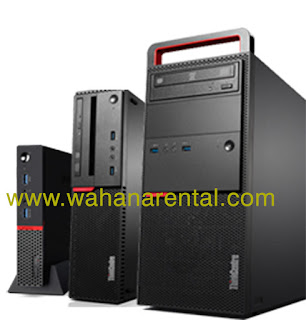 pusat sewa rental komputer di Malang, sewa pc all in one Malang