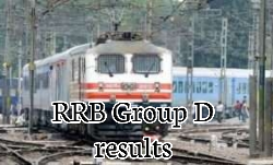 RRB-Group-d-results-2019