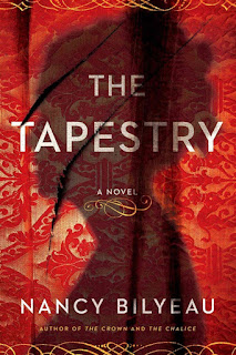 The Tapestry by Nancy Bilyeau book cover