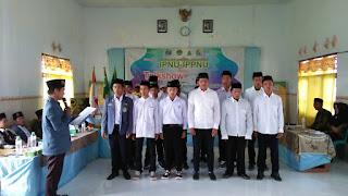 Pengurus Baru PAC IPNU-IPPNU Karangpenang Dilantik