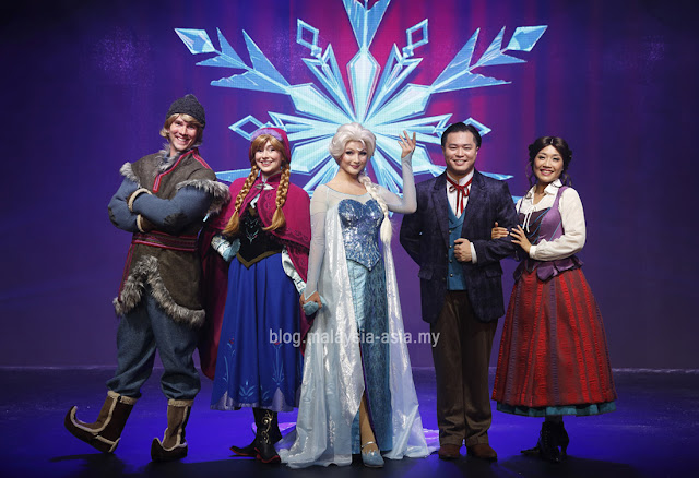 Frozen Hong Kong Disneyland