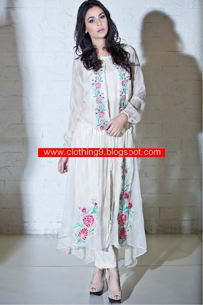 MARIAB EID Festive Party Dresses 2015