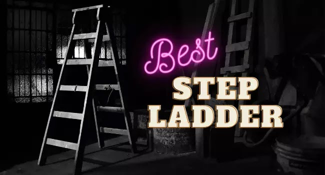 Best Step Ladder for kitchen & home use