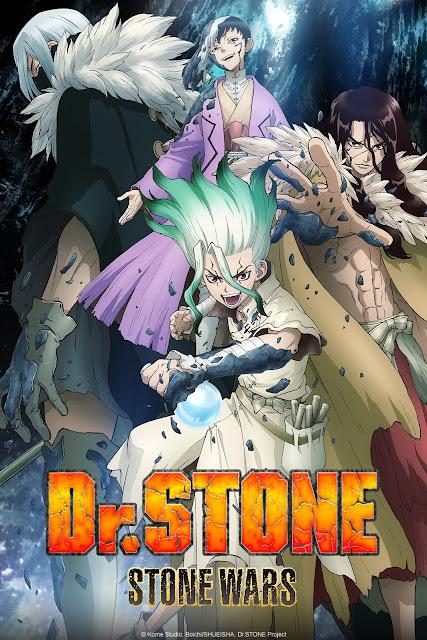 Nueva imagen de la segunda temporada de Dr. Stone.