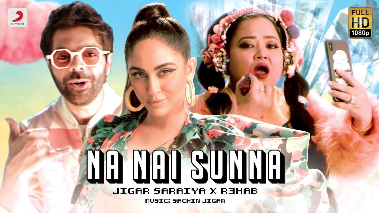 Na Nai Sunna Lyrics in Hindi Jigar Saraiya x Nikhita Gandhi